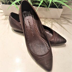 🔥Frye🔥 Regina Ballet Flat Leather +🎁